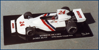 Hesketh 308 James Hunt's Ford model